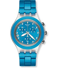 SVCK4053AG Full-Blooded Cyan 43mm