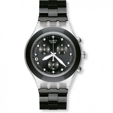 Swatch Full-Blooded Night Uhr