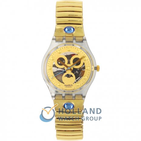 Swatch Gold Smile Uhr
