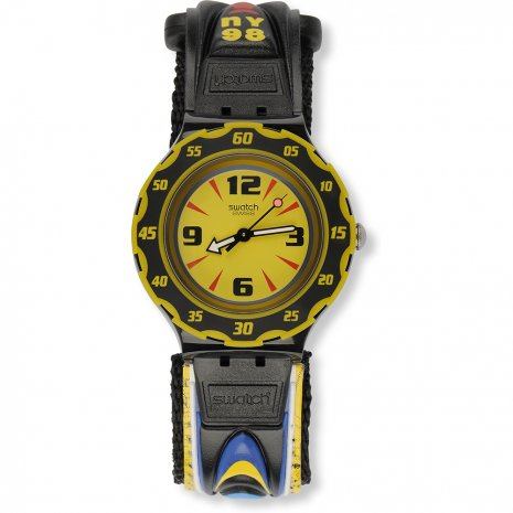 Swatch Goodwill Games Large Uhr