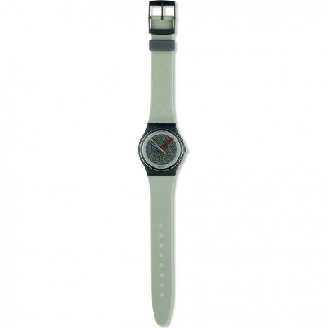 Swatch Grey Flannel Uhr