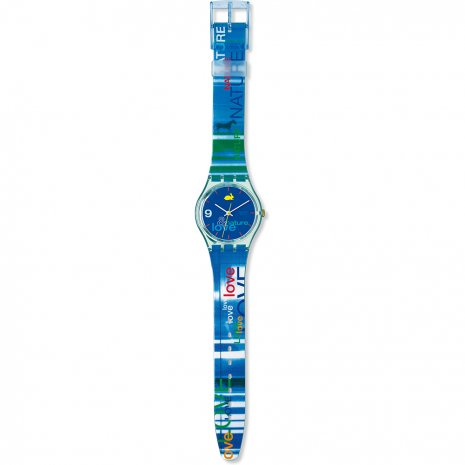 Swatch Love And Nature Uhr