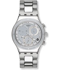 YCS549G Oblique End Silver