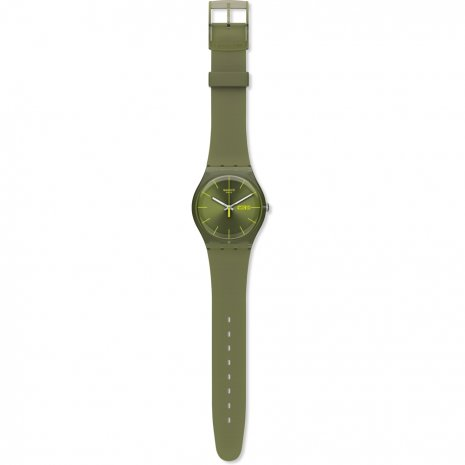 Swatch Olive Rebel Uhr