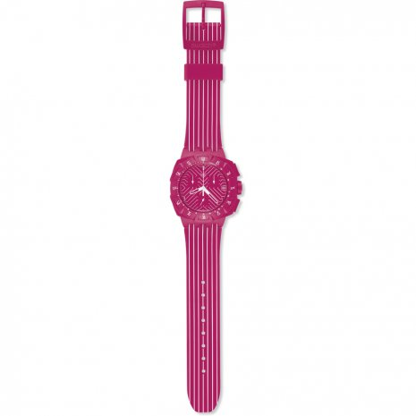 Swatch Pink Run Uhr