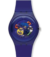SUOV100 Purple Lacquered 41mm