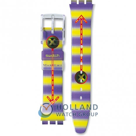 Swatch SLV100 Wired Band