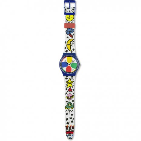 Swatch Space People Uhr