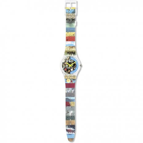 Swatch The People Uhr