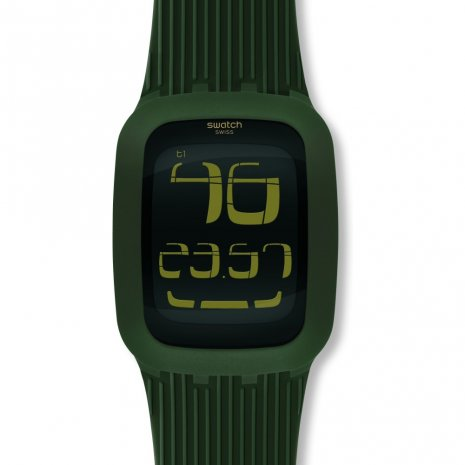 Swatch Touch Olive Uhr
