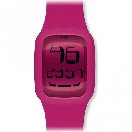 Swatch Touch Pink Uhr